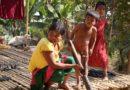 ত্রিপুরা বিয়ে: জলপূর্ণ কলস নৃত্য আনন্দ উদযাপনের প্রতীক